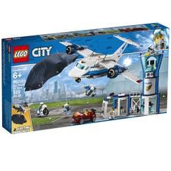 LEGO® City Police 60210 Policía Aérea: Base de Operaciones