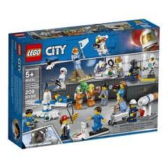 LEGO City Pack de Minifiguras: Investigación y Desarrollo Espacial 60230