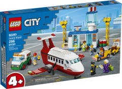 LEGO® City Airport 60261 Aeropuerto Central