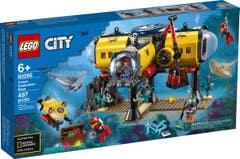 LEGO City Oceans Océano: Base de Exploración 60265