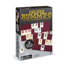 Rummy - O Deluxe Spin Master