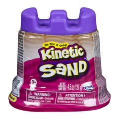 Contenedorde Arena  Kinetic Sand Basico Rosa
