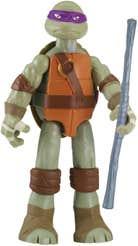 """Figura Tortugas Ninja 11"""" Spin Master Donatello Xl 6038018"""
