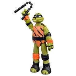 "Figura Tortugas Ninja 11"" Spin Master Miguel Angel 6038018"