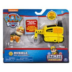 Paw Patroll Mini Vehiculo Ultimate Res Cue Rubble 6044194