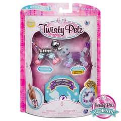 Twisty Petz 3 figuras coleccionables