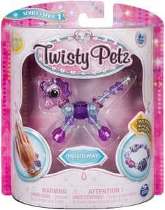 Twisty Petz Individual Kiwi Kitty