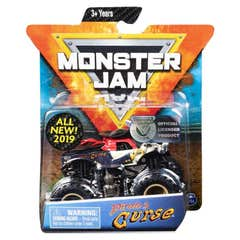 Monster Jam 1:64 1 Pack Spin Master Wonder Woman