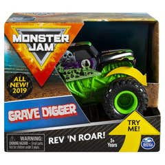 Monster Jam de Fricción 1:43 Spin Master Megalodon