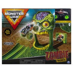 Monster Jam Set de Juego 1:64 Zombie
