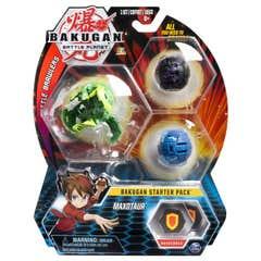 Bakugan Set De Inicio Spin Master Maxotaur 6045144