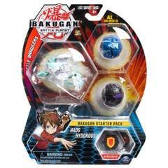 Bakugan Set De Inicio Spin Master Haos Hydorous 6045144