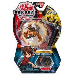Ultra Bakugan 1 Pack Spin Master Aurelus Maxotaur 6045146