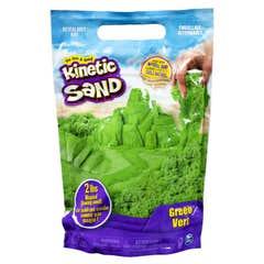 Kinetic Sand Bolsa De Arena De Color Spin Master Verde 6046035