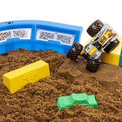 Set de Juego Monster Dirt Arena Spin Master