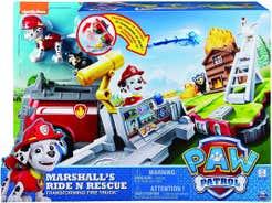 Vehículo Rueda y Rescata Paw Patrol Spin Master
