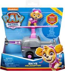 Nuevo Vehículo Básico Paw Patrol Spin Master