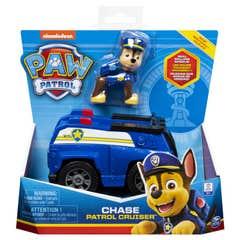 Spin Master Paw Patrol Vehículo Básico Chase 11956054118