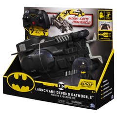 Spin Master Batman Batimóvil - Lanza y Defiende 11956055747
