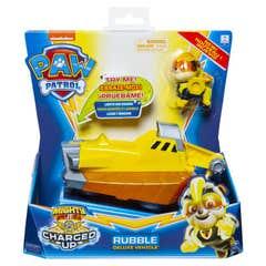 Vehiculo Mighty Pups luces y sonidos Paw Patrol