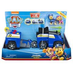 2 Vehiculos en 1 Paw Patrol