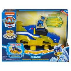 Spin Master Paw Patrol Vehículo de Super Potencia de Chase 11956055932