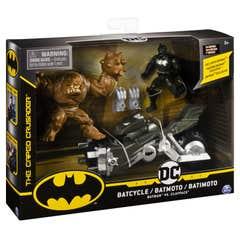 Spin Master Batman Batimoto con figuras  11956055934