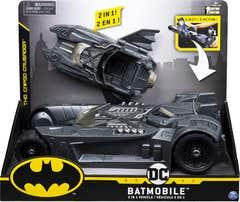 Spin Master Batman Batimobil 2 en 1 11956055952
