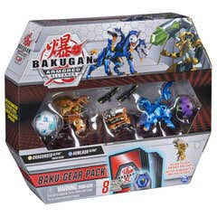 Spin Master Bakugan Set de Batalla con Armas 11956056037-3