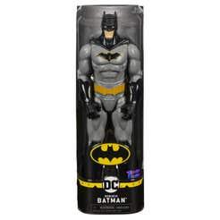 Spin Master Batman Figura 12 Pulgadas Batman Gris 11956056680