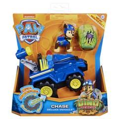 Paw Patrol dino vehículo de lujo Chase 6056930