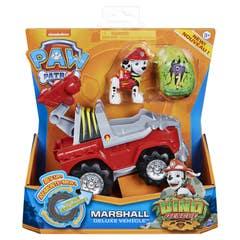 Paw Patrol dino vehículo de lujo Marshall 6056930