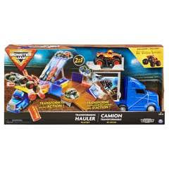 Spin Master Monster Jam Transportador Lanzador 11956058258