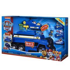 Spin Master Paw Patrol Vehículo Supremo de Policías  11956058329