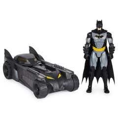 Spin Master Batman Batimóvil con figura de 12 Pulgadas 11956058417