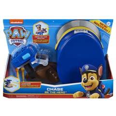 Paw Patrol Lanzador y Casco Chase 6058610