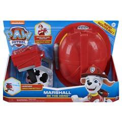 Paw Patrol Lanzador y Casco Marshall 6058610