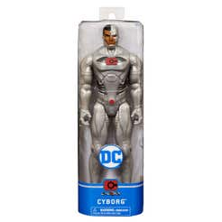 Spin Master Dc Figura  12 Pulgadas Cyborg 11956060068