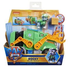 Paw Patrol: La película vehículo coleccionable Rocky 6060298