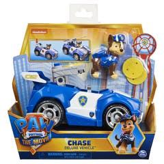Paw Patrol: La película vehículo coleccionable Chase 6060298
