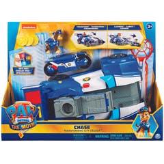 Paw Patrol: La película vehículo transformable Chase 6060759