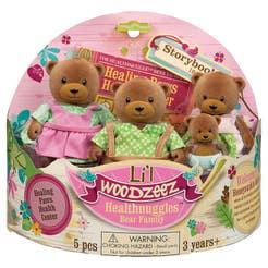 Lil Woodzeez Familia Osos 6093SZM