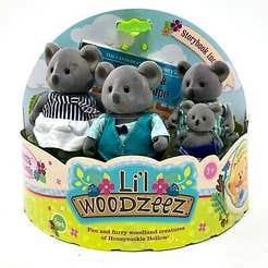 Lil Woodzeez Familia Koalas 6155M
