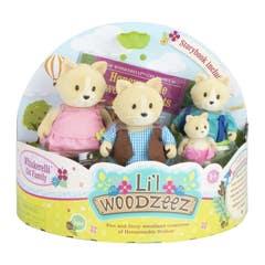 Lil Woodzeez Familia Gatos 6156Z
