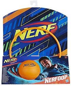 Nerf Nerfoop Color Naranja Juguete Hasbro