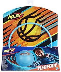 Nerf Nerfoop Color Azul Juguete Hasbro