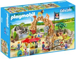 Playmobil 6634 Gran Zoo
