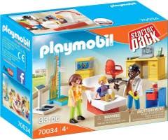 Playmobil 70034 StarterPack Consulta de Pediatría
