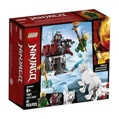 LEGO NINJAGO Viaje de Lloyd 70671