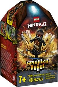 LEGO® NINJAGO® 70685 Spinjitzu Explosivo: Cole